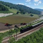 Strecke Neustadt - Laubtal 2