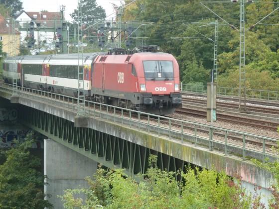 IC nach Stuttgart
