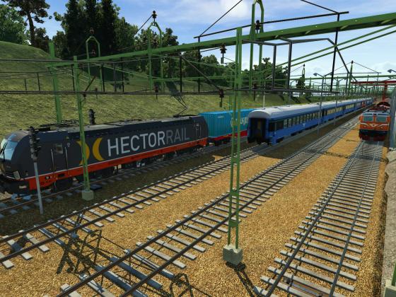 Hector Rail Vectron