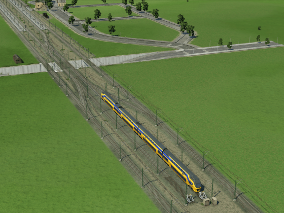 New station on the Station Zwolle Project map 1