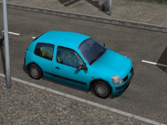 Clio mod V1.0