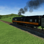Grand Central HST repaint - WIP