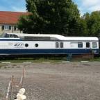 Blue Star Train im Bahnpark Augsburg