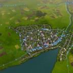 Maltby Karte Übersicht mittel