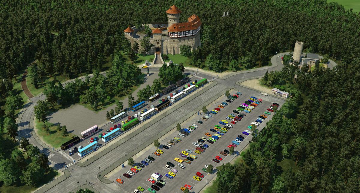 Die Spitzburg