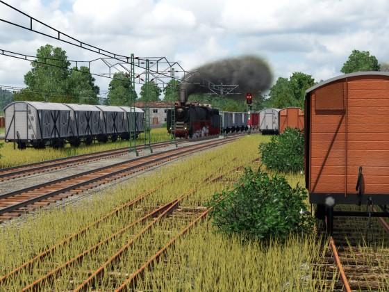 Güterbahnhof