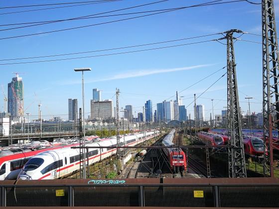 Frankfurt - Vergleich