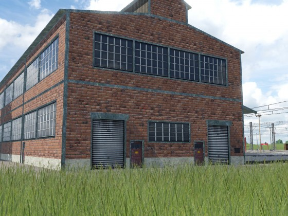 Güterhalle Werner ( Mod Preview )