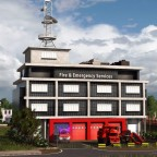 (UEP212_d)- Fire station (1990) WIP~