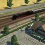 der erste Zug