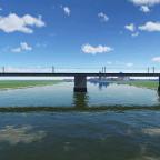 """[TpF1] Brücke im fiktiven """"Sommerthur"""""""
