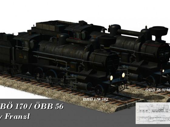 BBÖ 170 / ÖBB 56 released