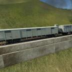 Güterwagen KkStB Ga