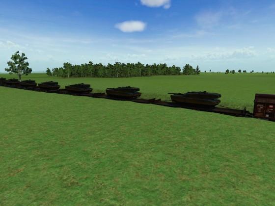 Samms 710 mit Leopard 2A6