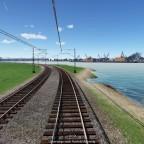 Schöne Aussicht - Duisburg Rheinhausen Hafen