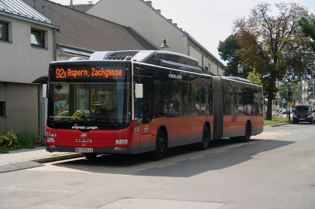 Als es in Wien noch gute Busse gab......