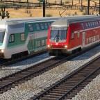 DWA Valkyria / Baureihe 444