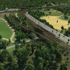 Hauptstrecke Nahe Munderkingen