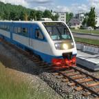 REX 102 am Bahnsteig (fiktiv)