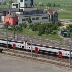 IC 2020 verlässt den Bhf Zofingen