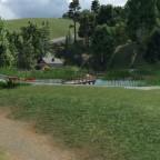 Haldenweiher Ansichten zur unteren Rebbergstrasse.