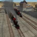 Eröffungsparade im Stahlwerk