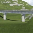 """Brücke am """"hohen Damm"""" 1"""