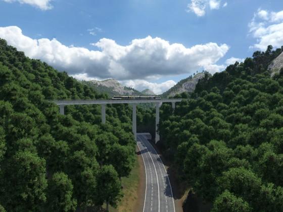 1st viaduct