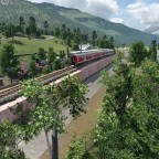 Verlängerung der Nebenbahn (Work in Progress)