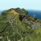 im Norden der Insel