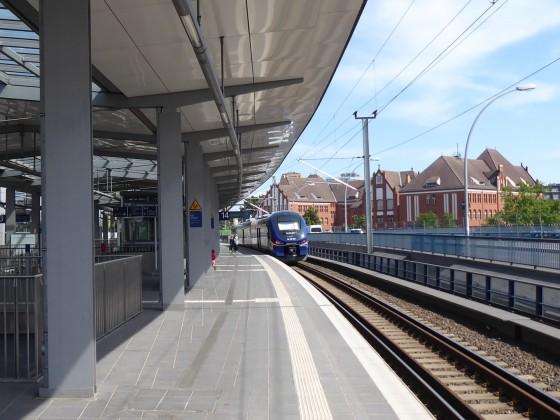 Berlin Ostkreuz Ringbahn F 1