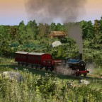 [TpF1] Heritage line in the rural area