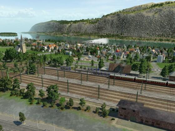 Bahnhof Ipsach