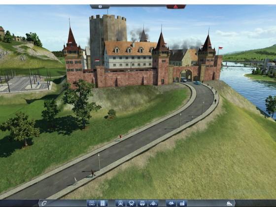 An der Burg
