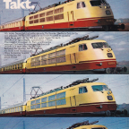 Werbung aus alter Zeitschrift