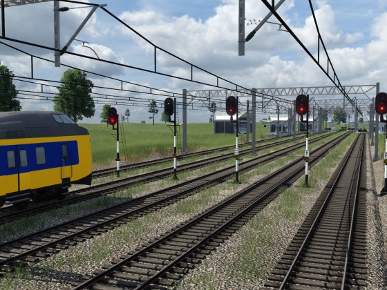 First in-game test of a new Dutch Signals pack