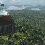 Iglesia de la isla santa