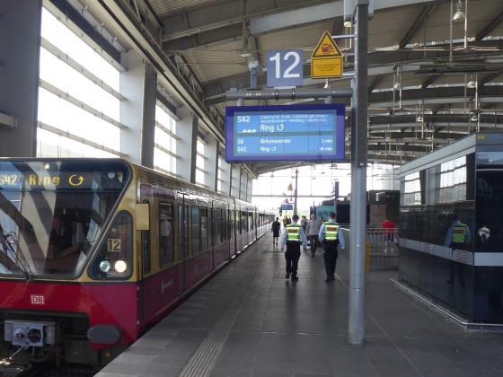 Berlin Ostkreuz Ringbahn S