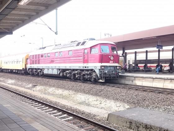 BR 232 Ludmilla in Göttingen