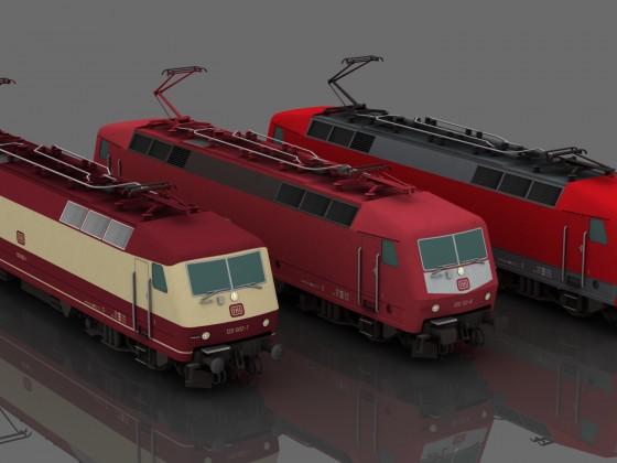 DB BR 120