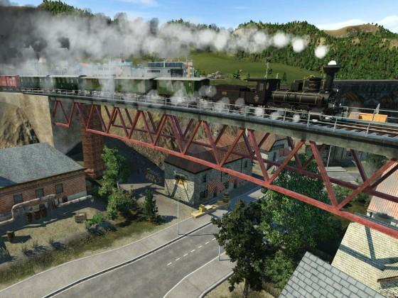 Zug mit KkStB 47 von Mürzzuschlag nach Neuberg an der Mürz