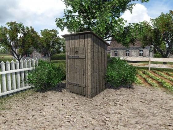 Sanitation in the olden days