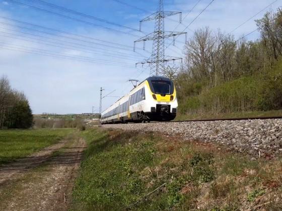 Trainspotting bei Bempflingen