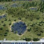 Schritt 4- Vorbereitung für Waldflächen