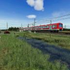 Mit der S-Bahn ins Alte Land