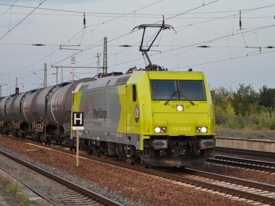 RheinCargo BR 119 008-0