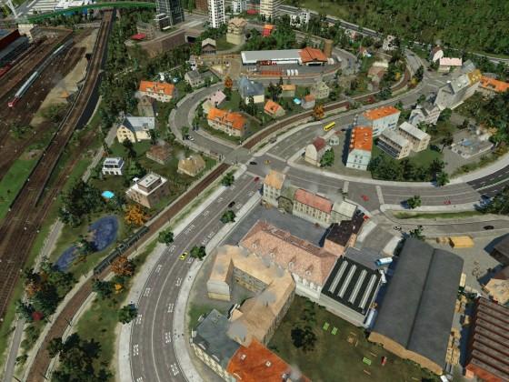 Stadtidylle