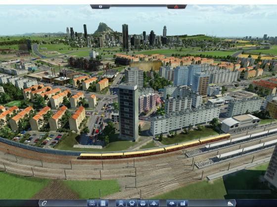 Eisenhüttenstadt - Stadtzentrum