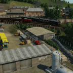 Die Versorgung der abgelegen Minen wird nun durch den Versorgungsstützpunkt abgesichert