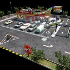 [MOD Preview] - New drive-thru (WIP)